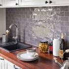 Remont kuchni – co zamiast płytek na ścianę