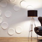 Nowy pomysł na dekorację wnętrza- panele 3d