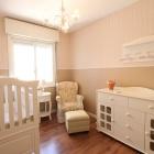 Praktycznie urządzony pokój dziecka